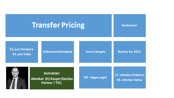 Transfer pricing dokumentation